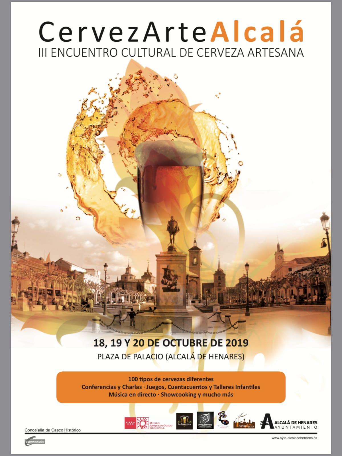 CervezArteAlcalá 2019